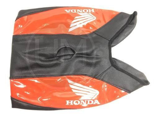 Funda Tanque Honda Cg 125 Fan Rojo