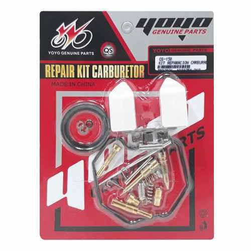 Kit Reparacion Carburador Motomel Cg 150 Rx 150 Rz Yoyo