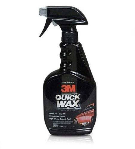 Cera Rapida 3m Quick Wax En Spray   Um