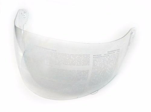 Visor Clear Transparente Casco Zeus 811    Um