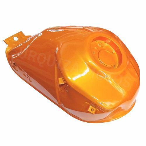 Tanque Naranja Triax Touring 250 Original    Um