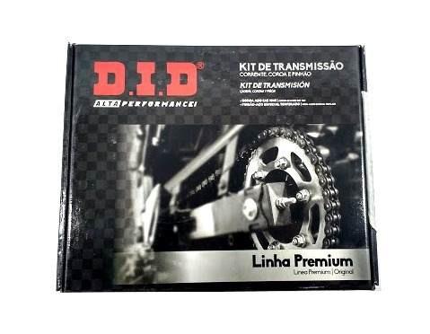 Kit de Transmision Yamaha YBR 250 / YS 45/15 428 con Oring DID
