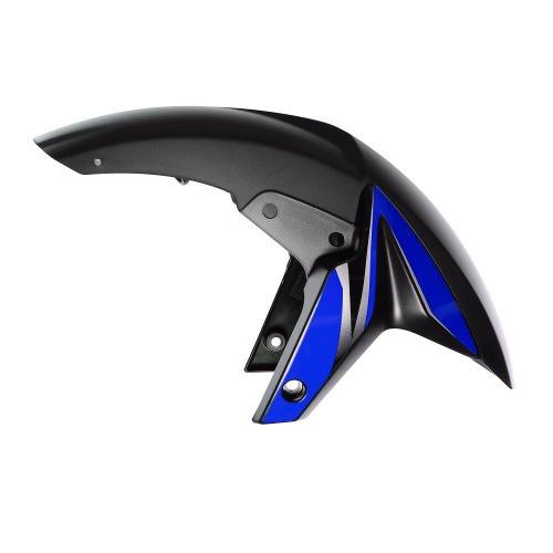 Guardabarro Delantero Bajaj Rouser Ns 200 Azul Original   Um