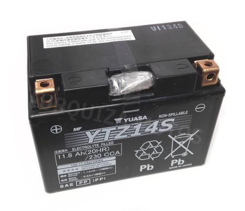 Bateria Yuasa Ytz14s
