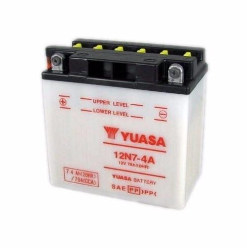 Bateria Yuasa 12n7 4a