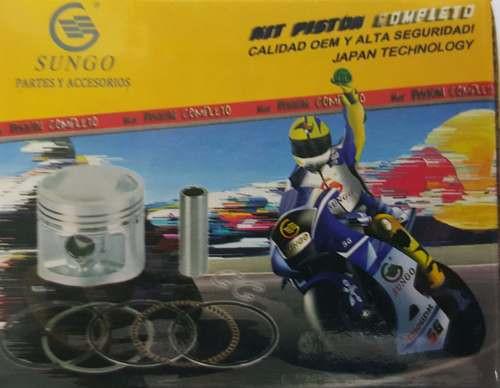 Kit Piston 1 0 Zanella Rx 150 Skua 150    Um