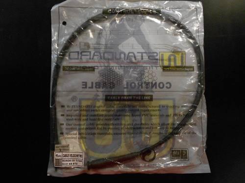 Cable Tripa Velocimetro Honda Cg Titan 2000 125 Ks Standard
