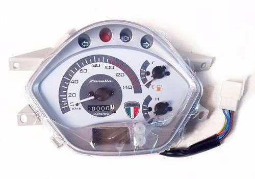 Tablero Velocimetro Completo Zanella Styler 150 Exclusive Z3 Original