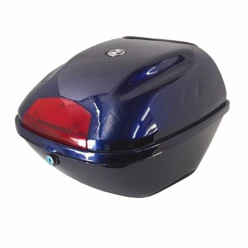 Baul Zanella Styler Exclusive 150 Z3 Azul Original