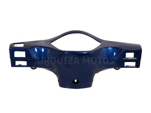 Cacha Cubre Tablero Azul Zanella Styler Exclusive Z3 150 Original