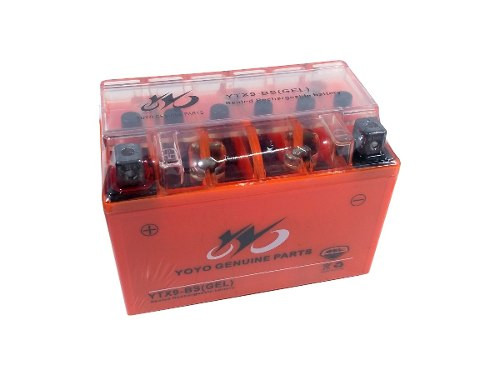 Bateria Ytx9 bs Gel Yoyo