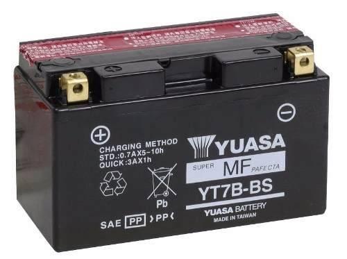Bateria Yuasa Yt7b bs
