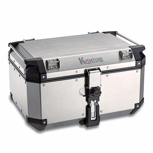 Baul Kappa K-Venture 58 Litros Kve58a Aluminio Monokey