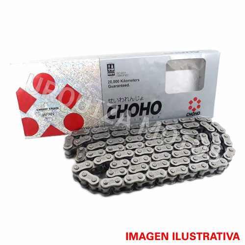 Cadena de Transmision Choho 428 H X 130 Con Oring