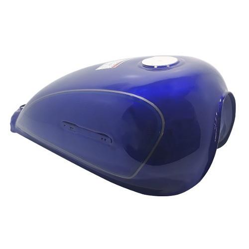 Tanque Nafta Suzuki Gn 125 Azul Yoyo