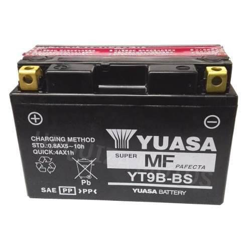 Bateria Yuasa Yt9b bs