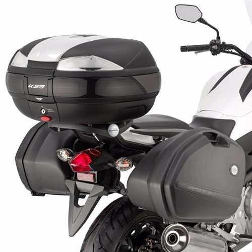 Adaptador Lateral Kappa 1111kit Sin Monorack Honda Nc 700