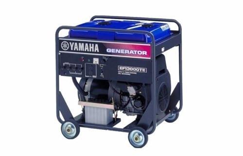 Generador Grupo Electrogeno Yamaha 13000va Ef13000te   Um