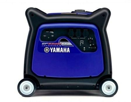 Generador Grupo Electrogen Yamaha Inverter 6300 Ef6300ise Um