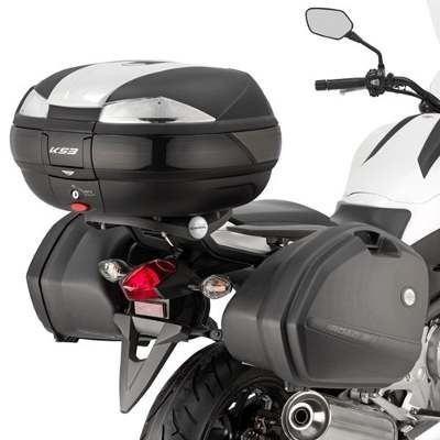 Brazos Monorack Soporte Baul Kappa Kl1111 Honda Nc700