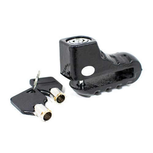 Traba Disco Um Locks 8703-1 Negro Perno 5,5mm