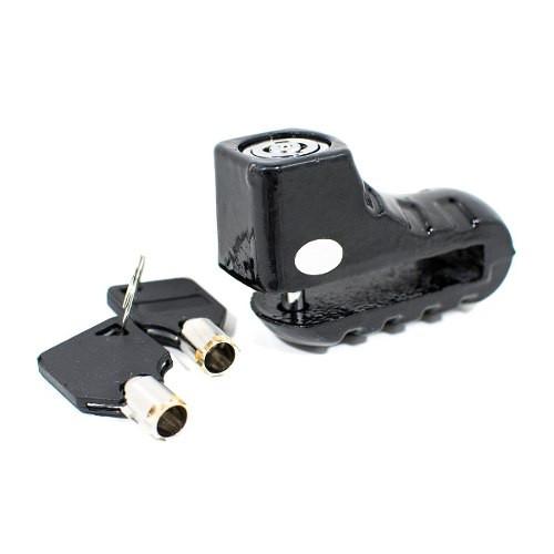 Traba Disco Um Locks 8703-1 Negro Perno 5,5mm