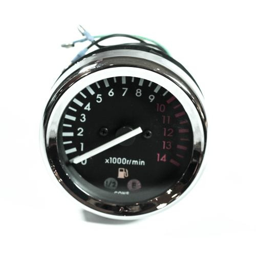 Reloj Tacometro Rpm Vueltas Motomel Custom 150 Original   Um