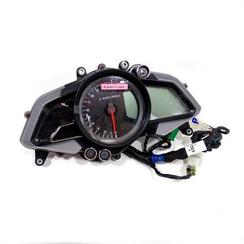 Tablero Velocimetro Moto Bajaj Ns 200 2017 Original Um
