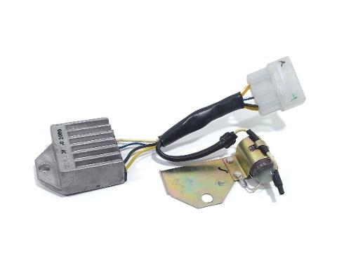 Regulador Voltaje Moto Bajaj  Boxer 150 Original  Um