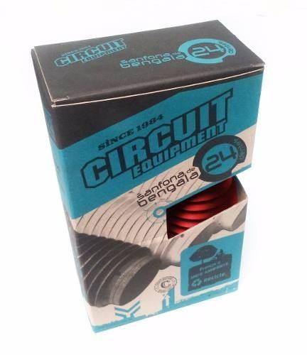 Fuelles Circuit 24 Dientes Rojo    Um
