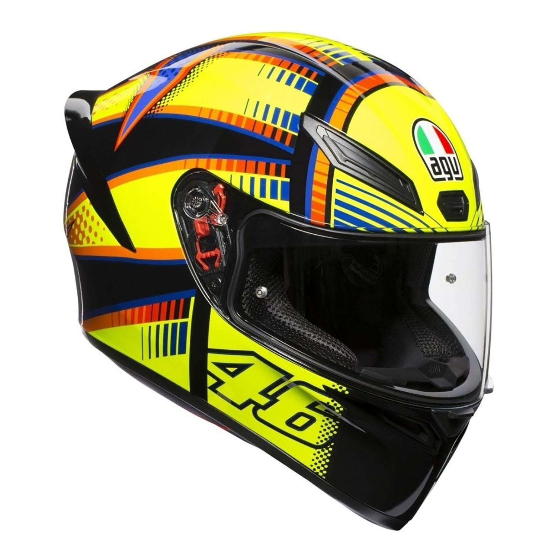 Casco Integral AGV K1 Soleluna Valentino Rossi