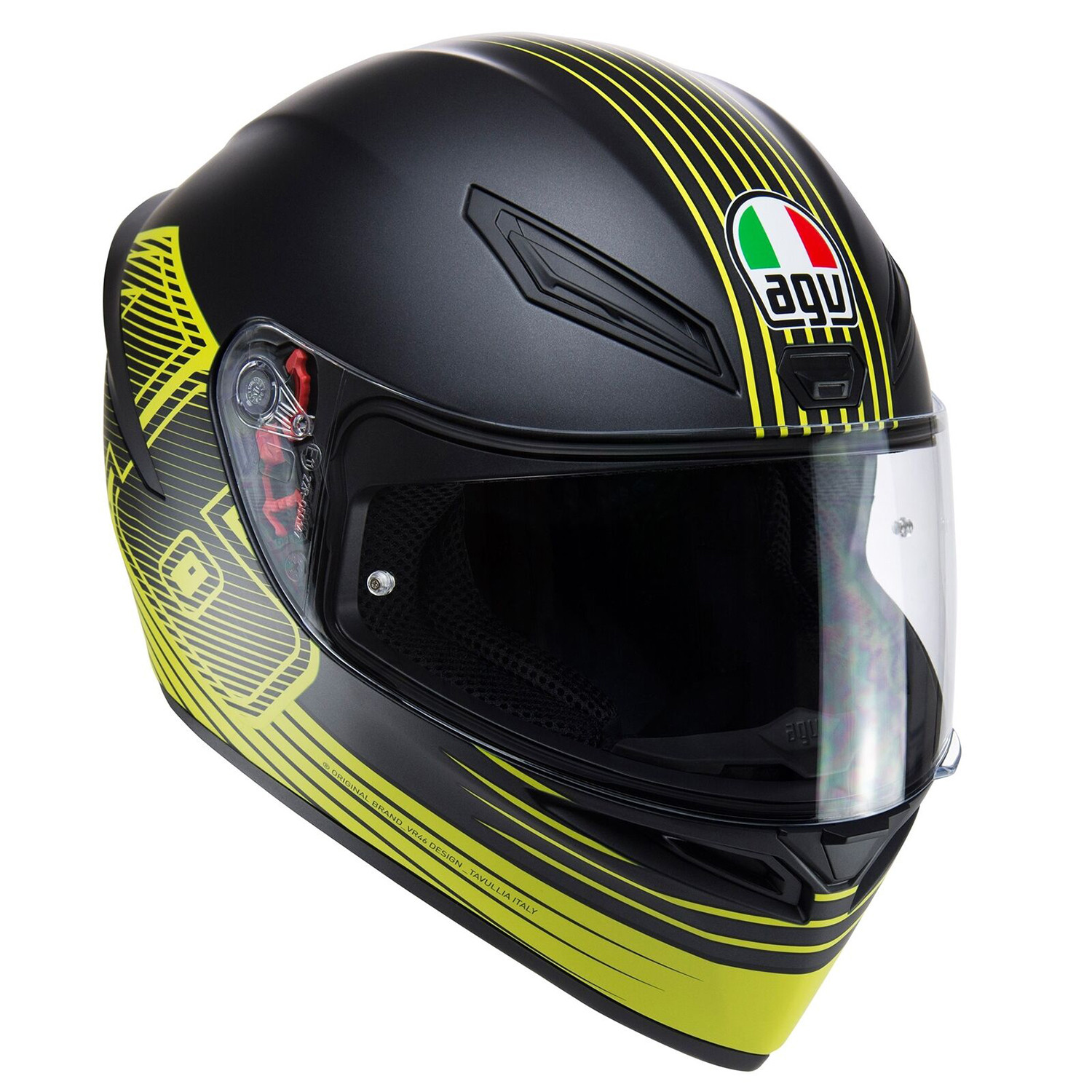 Casco Integral AGV K1 Top Edge Valentino Rossi