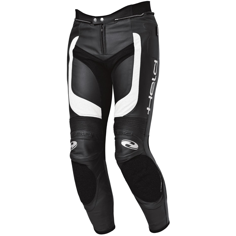 Pantalon Moto Deportivo Held Rocket 2 Cuero Protecciones Um