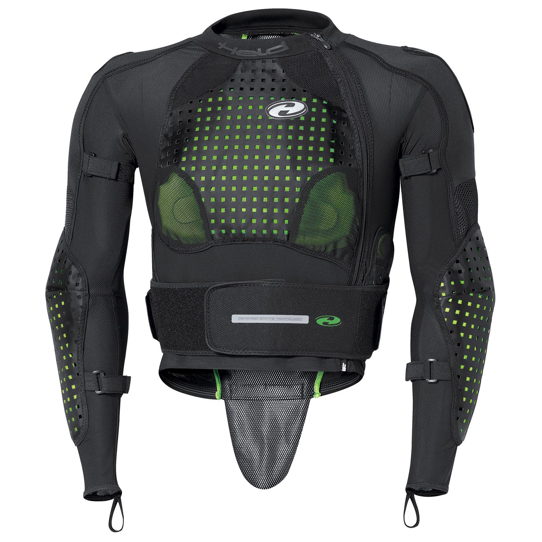 Pechera Camisa Con Proteccion Held Kendo Moto Alta Gama Um