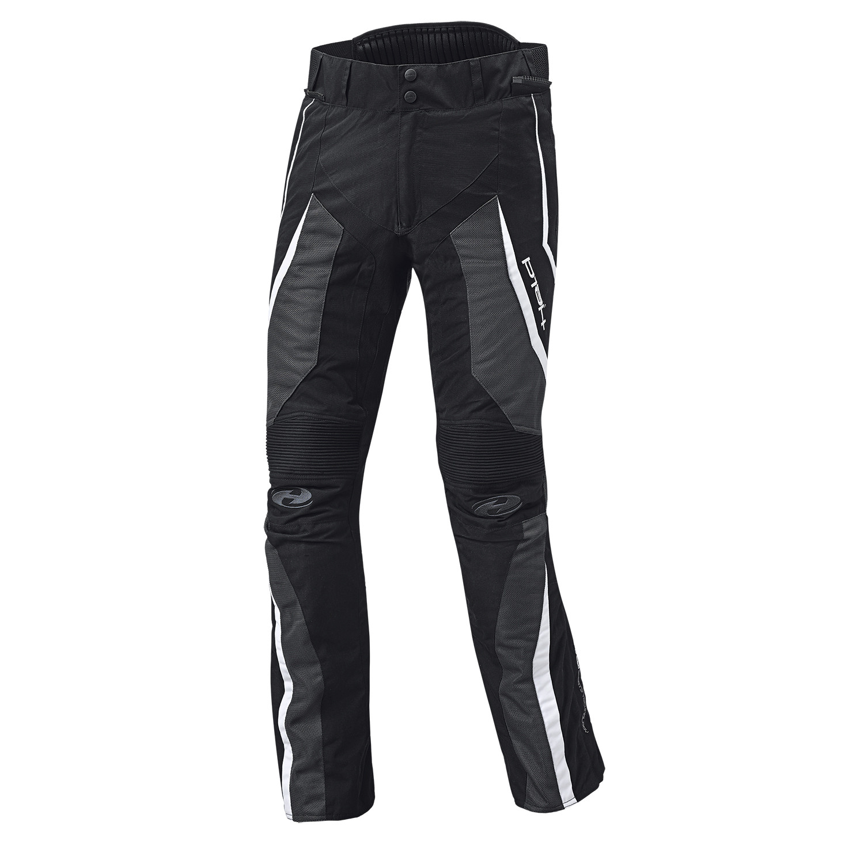 Pantalon Moto Ruta Held Vento Deportivo Verano Negro Um