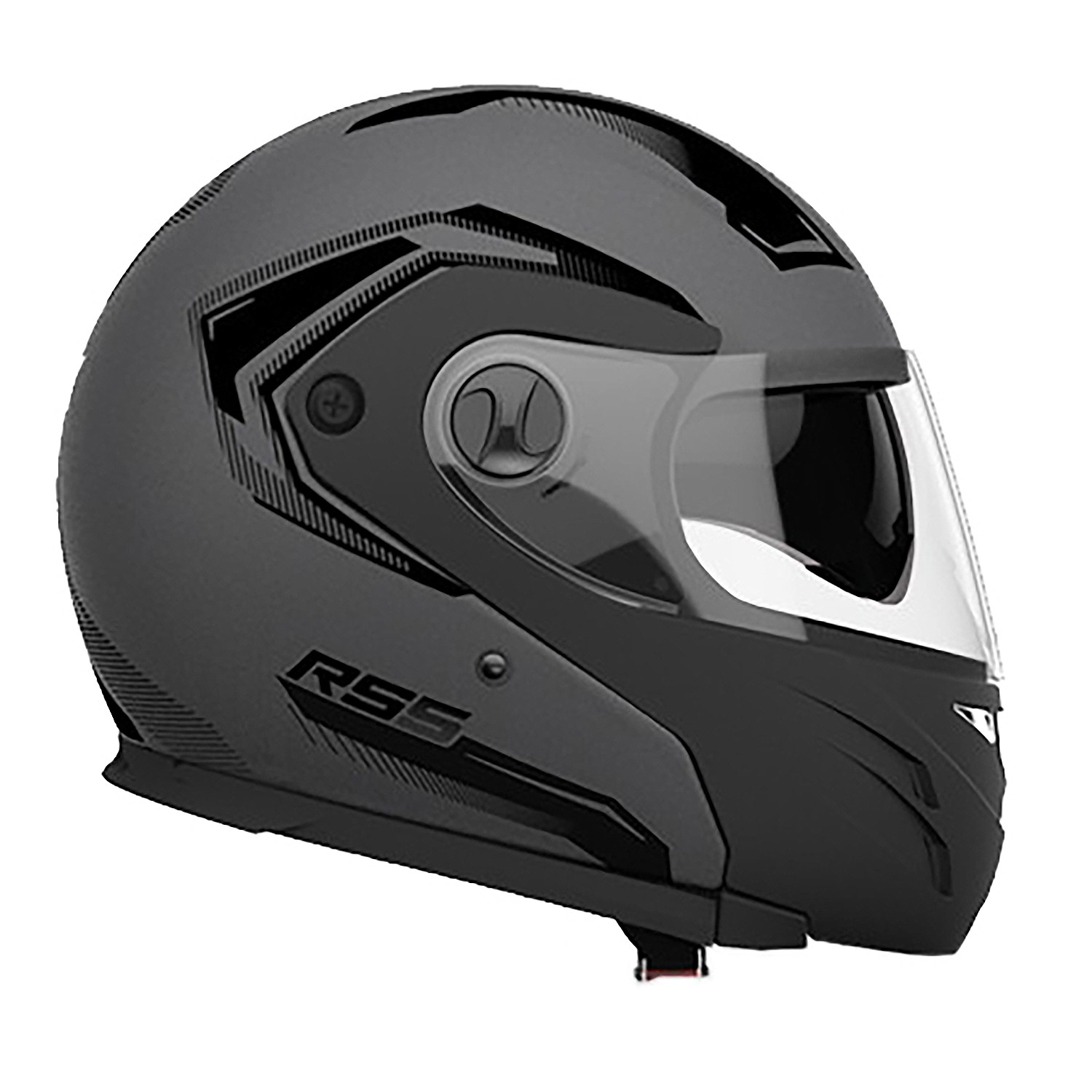 Casco Rebatible Hawk RS5 Vector Gris