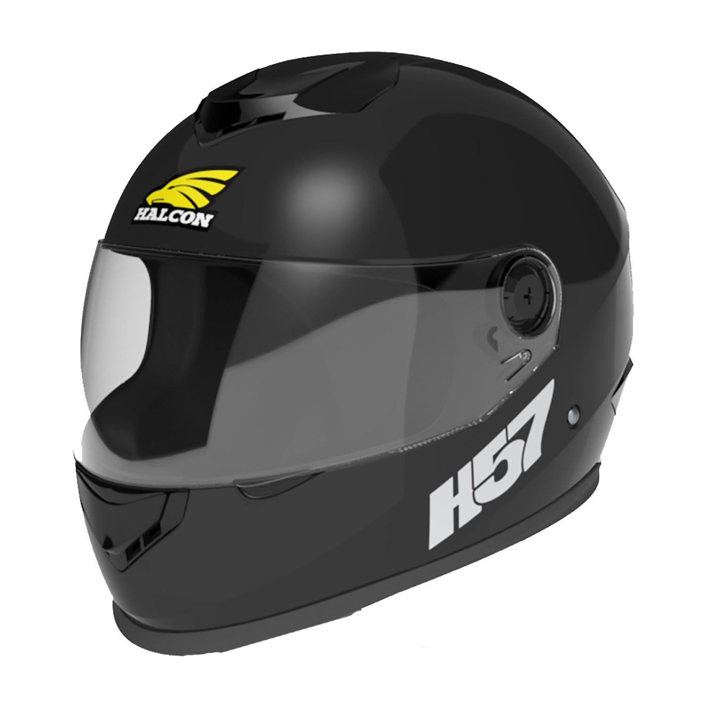 Casco Integral Halcon H57 Negro