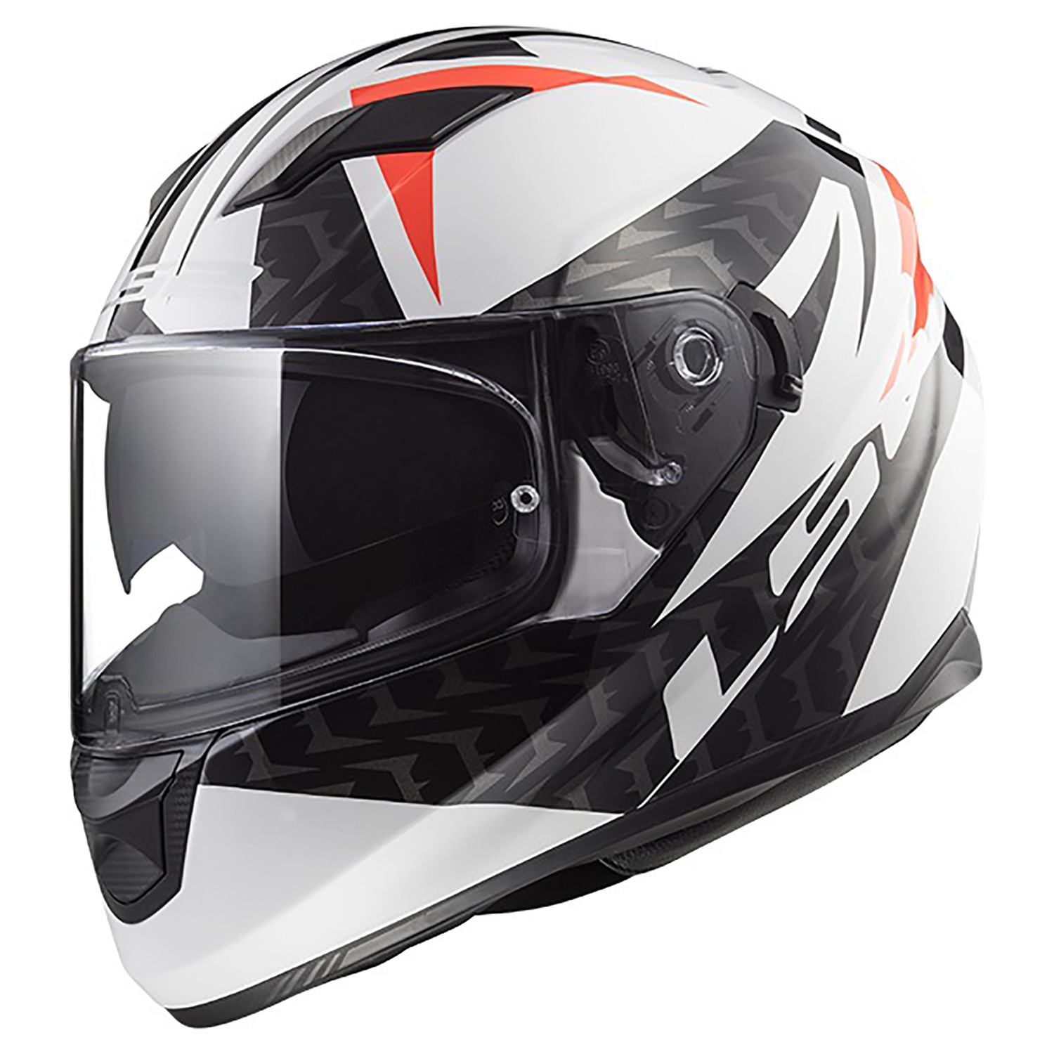 Casco Integral LS2 FF 320 Stream Commander