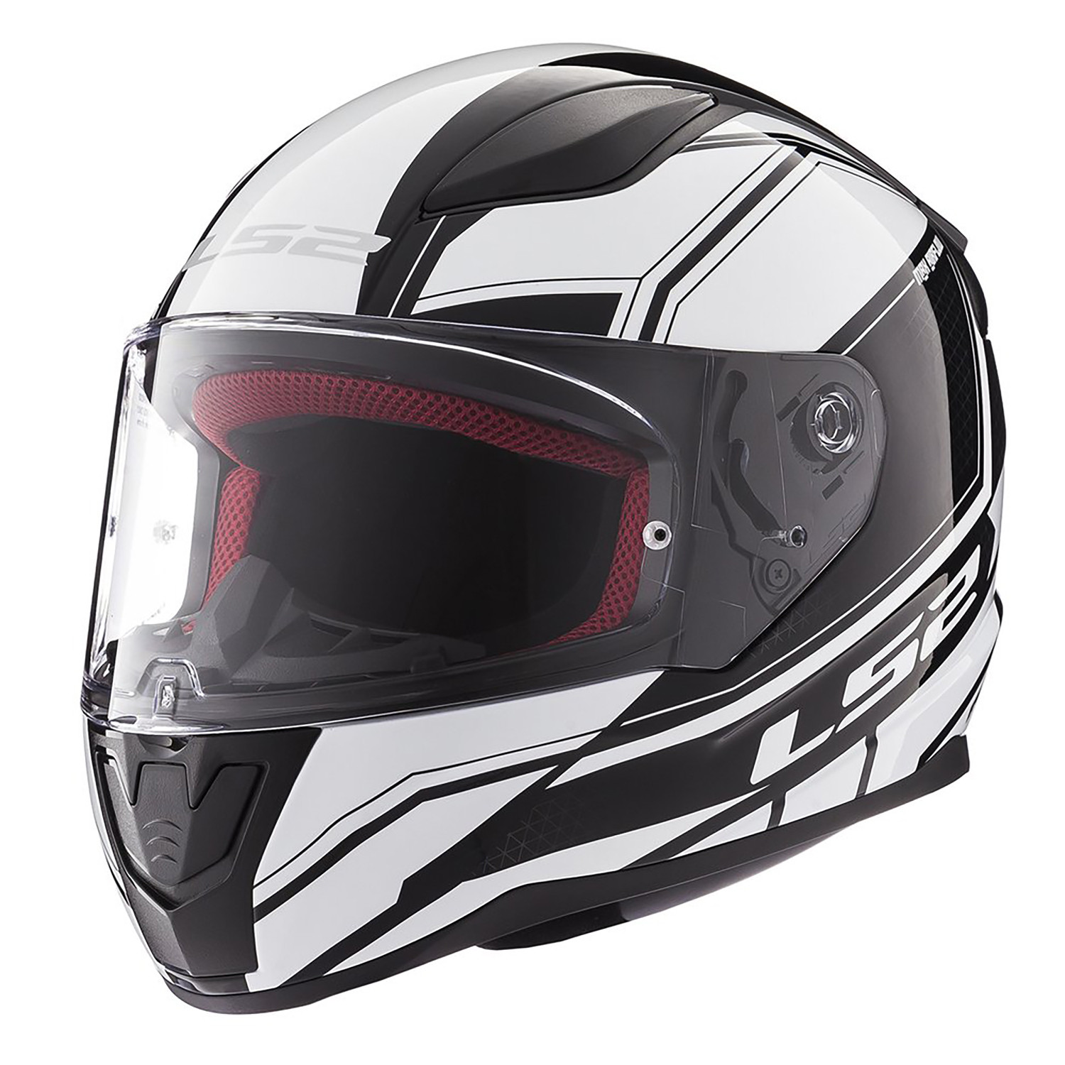 Casco Integral LS2 FF 353 Rapid Infinity Blanco