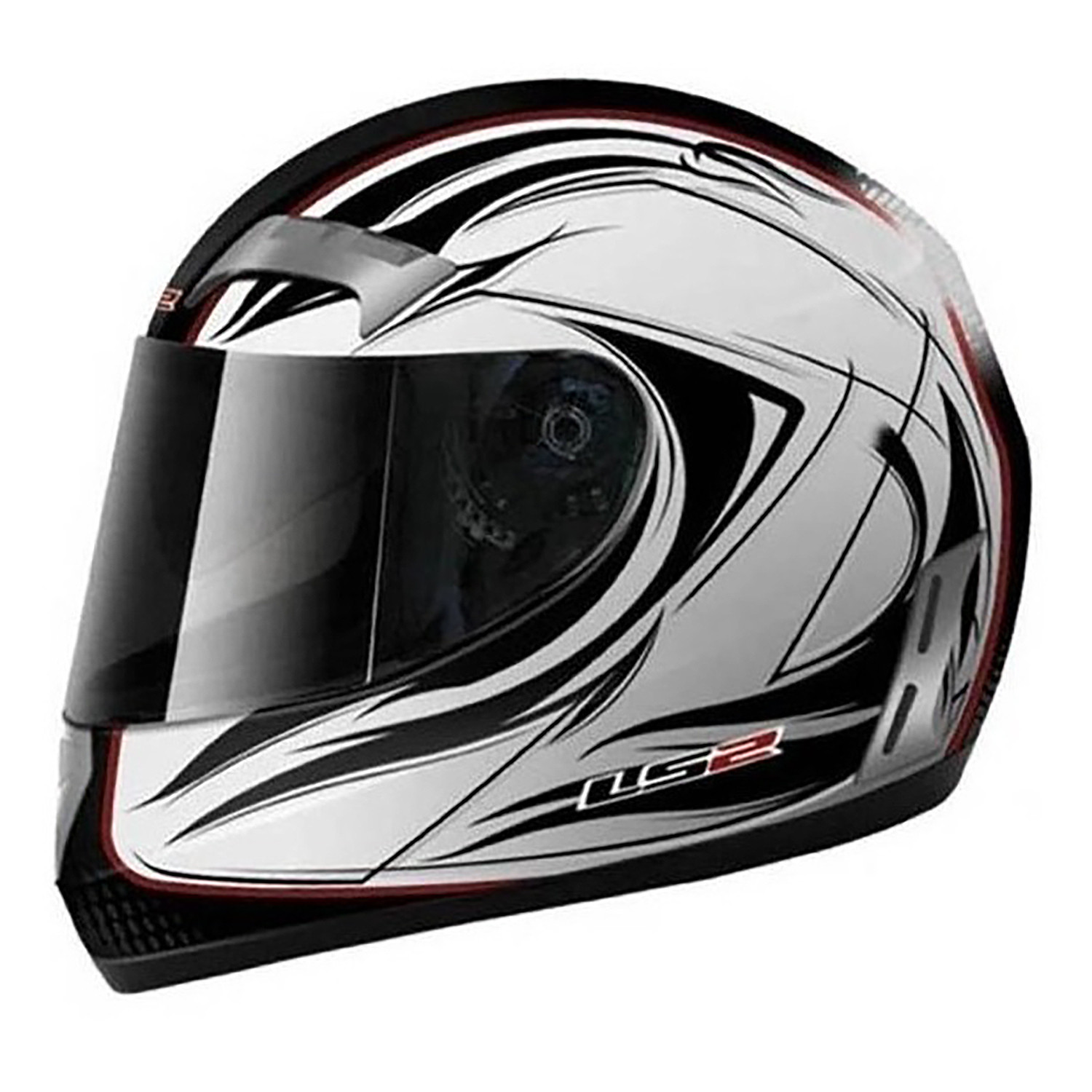 Casco Integral LS2 FF 375 Stealth