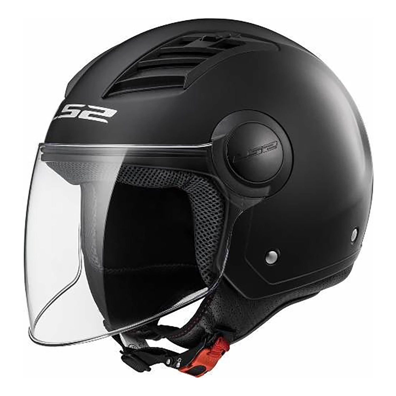 Casco Abierto LS2 FF 562 Airflow Solid Mate