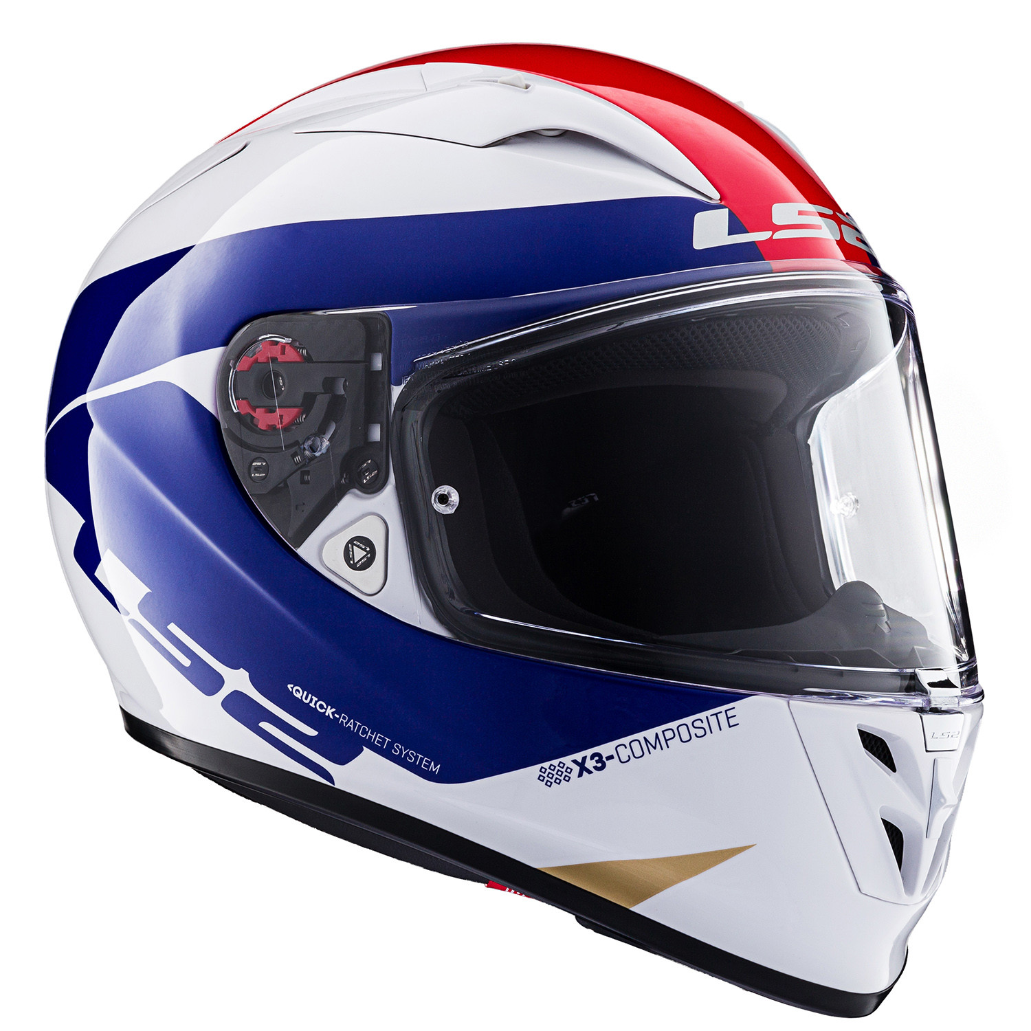 Casco Integral LS2 FF 323 Arrow R Comet
