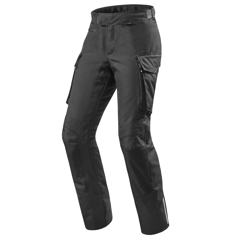 Pantalon Moto Revit Outback Termico Impermeable Alta Gama Um