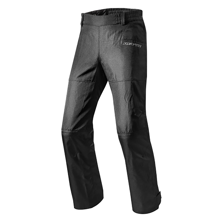 Sobre Pantalon Moto Revit Axis Impermeable Con Protecciones