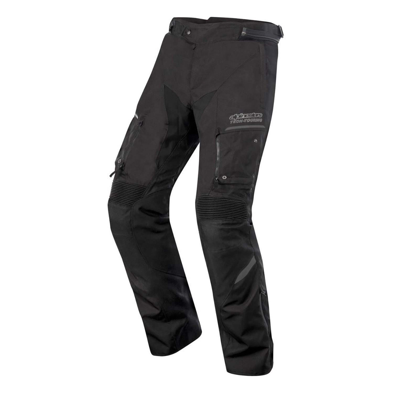 Pantalon Alpinestars Valparaiso Drystar Impermeable Negro Um