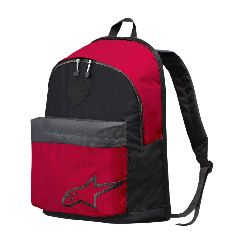 Mochila Alpinestars Starter 17l Notebook Rojo    Um Moto