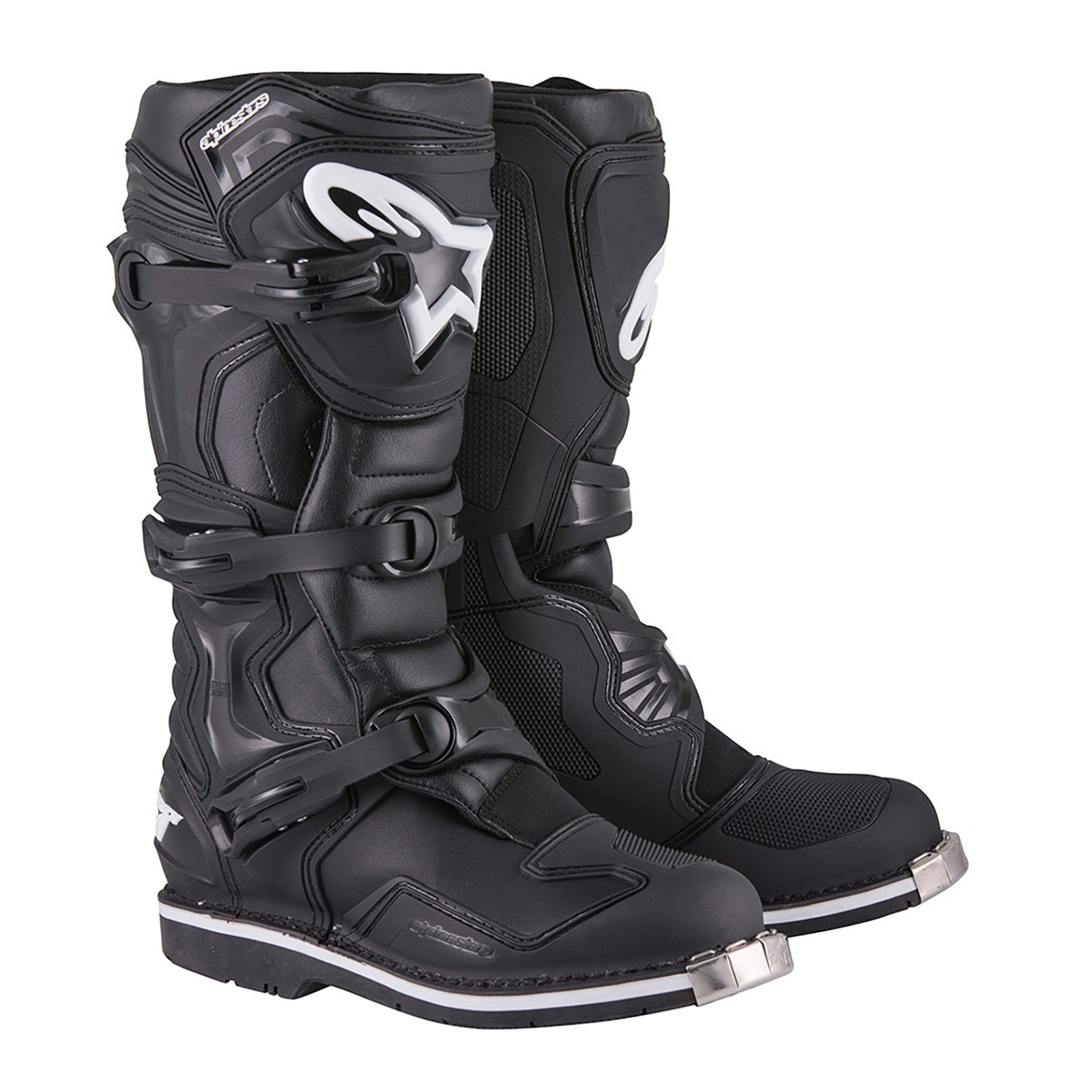 Botas Alpinestars Tech 1 Enduro Cross Negro    Um
