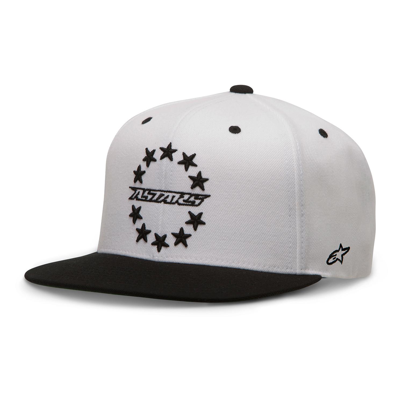 Gorra Alpinestars Ace Blanco Negro