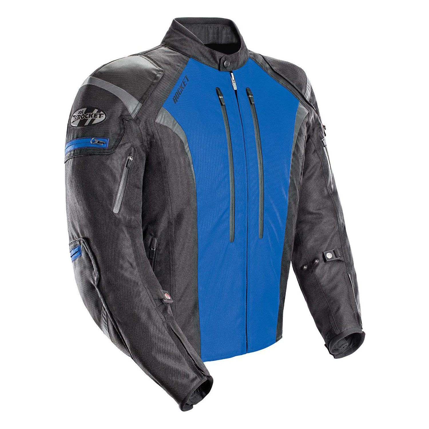 Campera Joe Rocket Atomic 5.0 Negro Azul