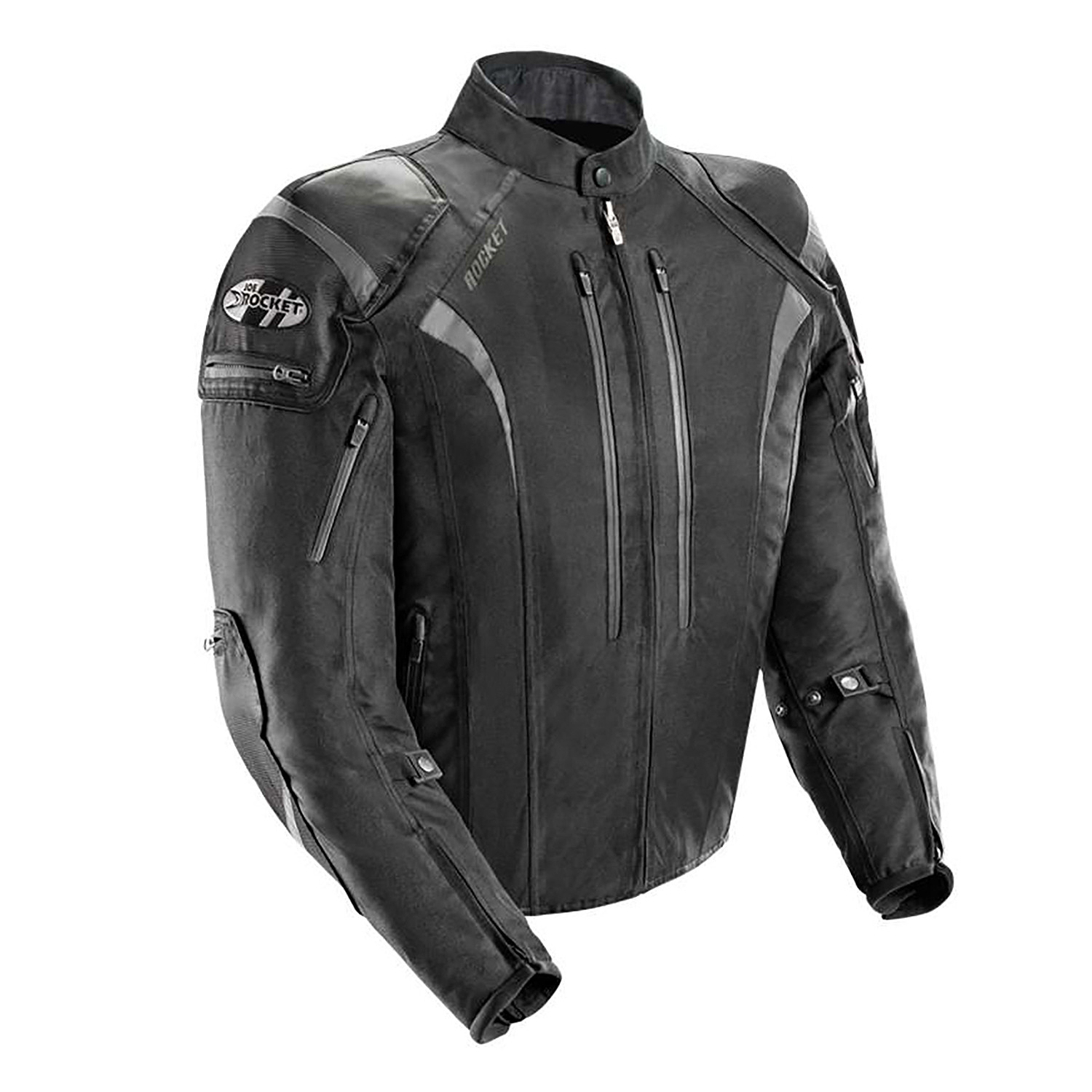 Campera Joe Rocket Atomic 5.0 Negro